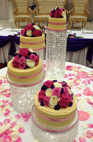 Wedding Cakes, London