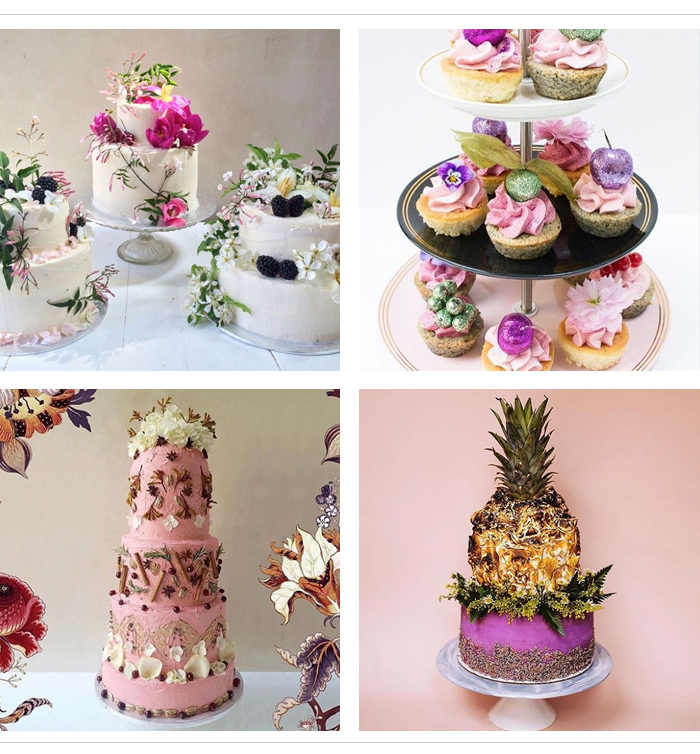 lily vanilli wedding cake cakes worth getting married for khush mag 16889