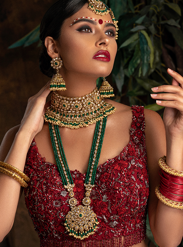 Jewellery, Indian Jewellery, Bridal Jewellery, Kainoor Jewellery