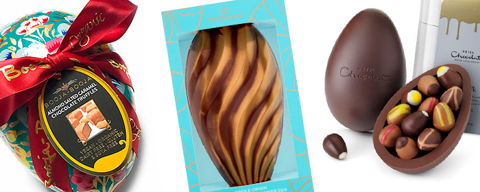 10 Delicious Chocolate Easter Eggs For 2021
