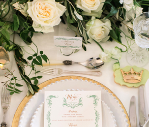 Stationery, Vintage, Green, Calligraphy, Pretty, Details, Wedding Suite, Invitation, RSVP