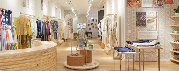 Anita Dongre opens a new store in NYC