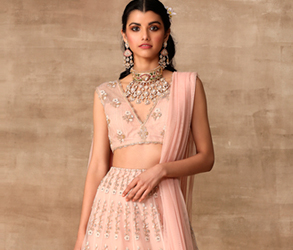 Estie Couture, Lehenga, Sari, Bridalwear, Indian Fashion, Indian Bride