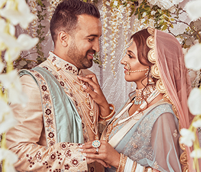 Real Wedding, UK, Rajan Gill, Neelam Gill