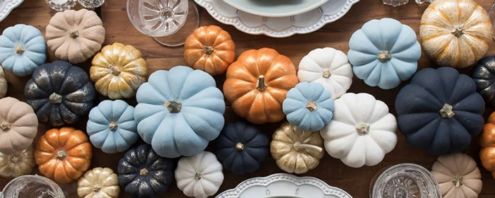 5 amazing pumpkin décor ideas