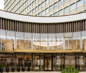 First Night, London, Royal Lancaster, Luxury Hotel, 5 Star Hotel