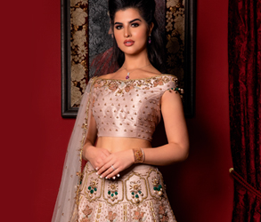 Fashion, Bridal Fashion, Lehenga, Seema M