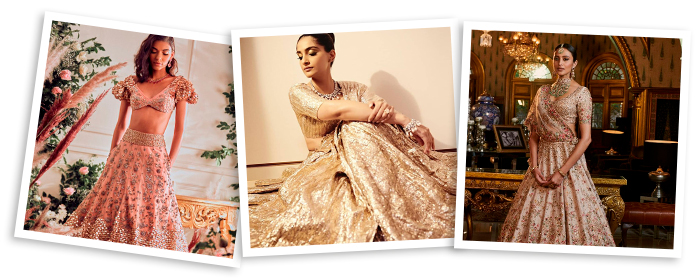 12 Of The Best Lehengas You Can Buy On Bridal Trunk