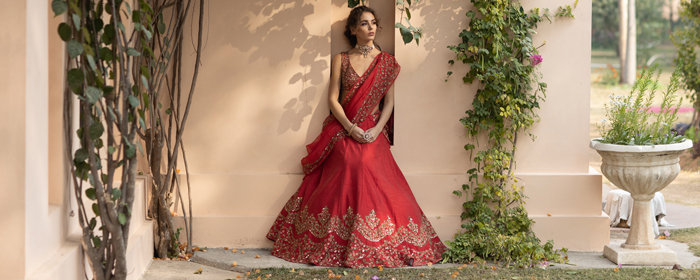 Indian Couture right here in the UK