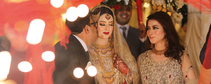 Khush guide to a Pakistani Wedding
