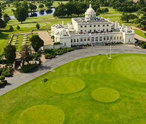 Spa Treatments, Stoke Park, Buckinghamshire